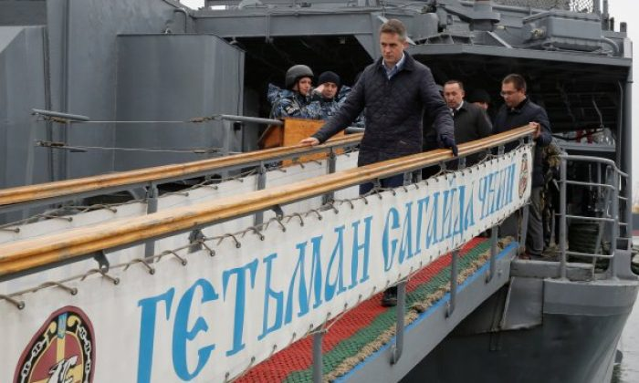 İngiltere, Karadeniz'e bakanıyla savaş gemisi gönderdi